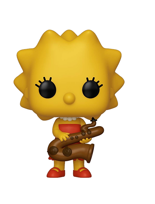 Funko POP! The Simpsons: Lisa with Saxophone