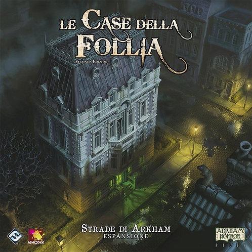 Le Case della Follia: Seconda Edizione - Strade di Arkham