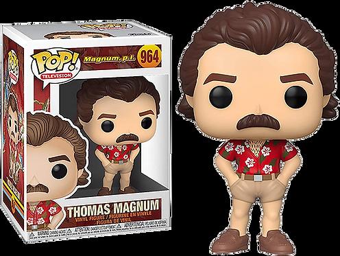 POP! TELEVISION: MAGNUM P.I. THOMAS MAGMUM