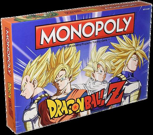 MONOPOLY DRAGON BALL Z ITA