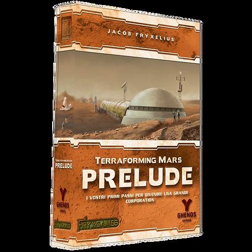 TERRAFORMING MARS Esp: PRELUDE