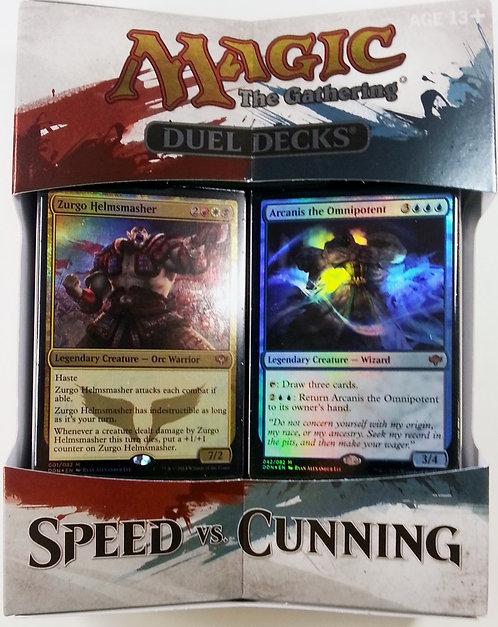 MAGIC Duel Decks: Speed vs Cunning - INGLESE