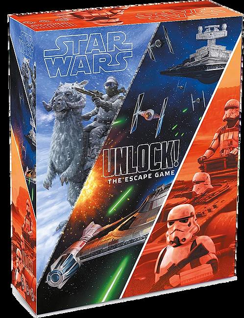 Unlock! - Star Wars Escape Game