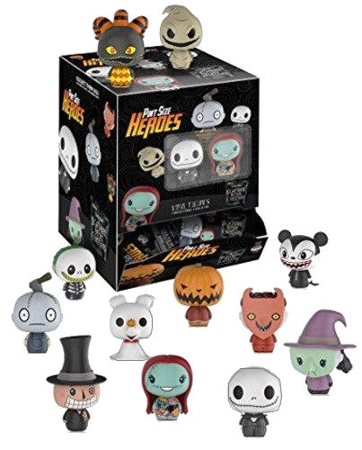 FUNKO POCKET POP! HEROES - Nightmare Before Christmas