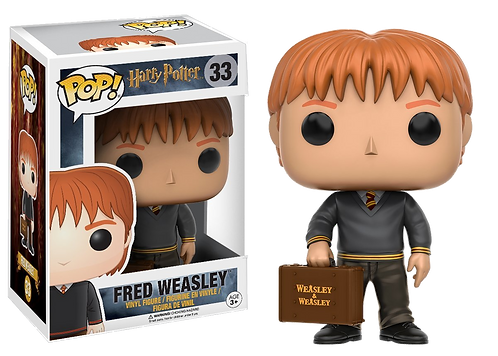 POP HARRY POTTER 33 FRED WEASLEY