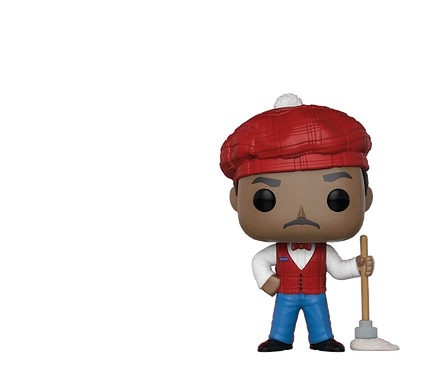 FUNKO Pop! Movies: Coming to America - Prince Akeem Limited Ed #577