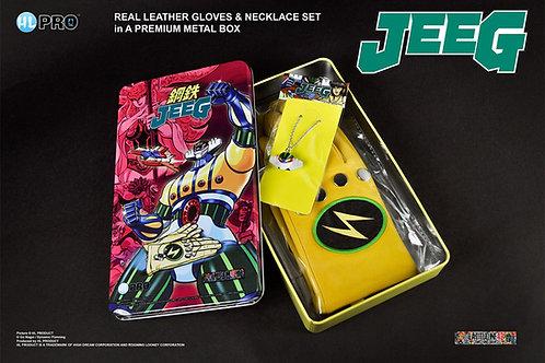 KOTETSU JEEG ROBOT METAL BOX SET