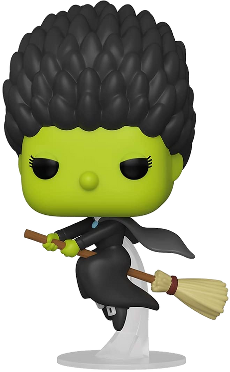 POP! ANIMATION: SIMPSONS WITCH MARGE