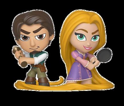 Funko POP! Mystery Mini: Tangled 2PK - Flynn & Rapunzel