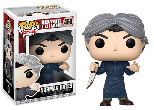 FUNKO - POP! Movies Psycho466 Norman Bates