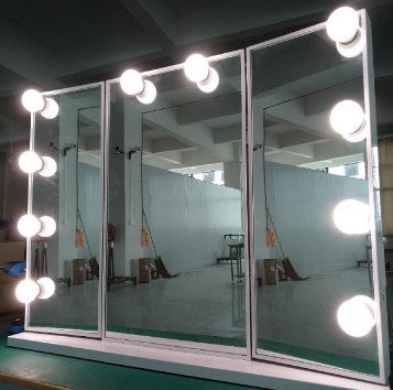 Hollywood Co Vanity Mirror (F)