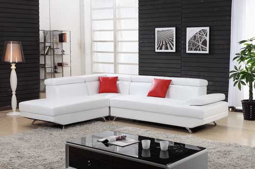 Hsg20 - Modern Sofa