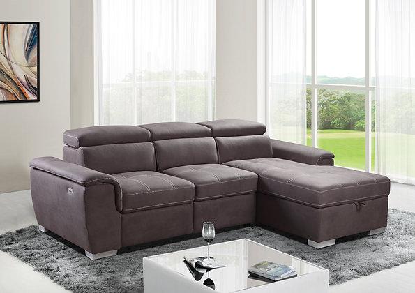 L-Shape sofa: Capri R III