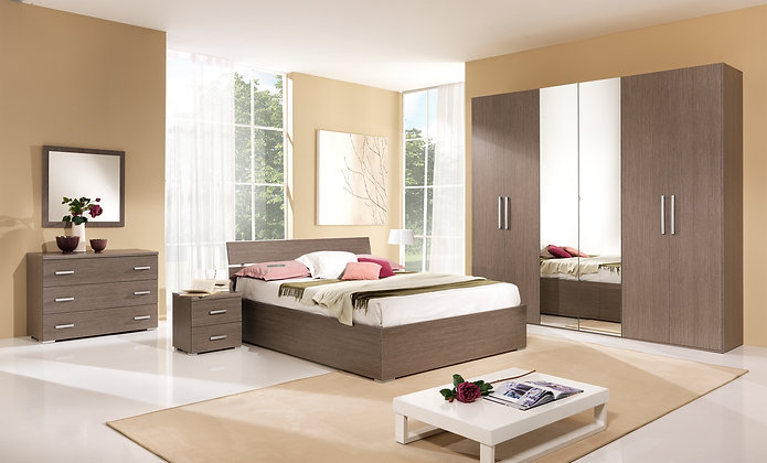 Venus - Modern Bedroom