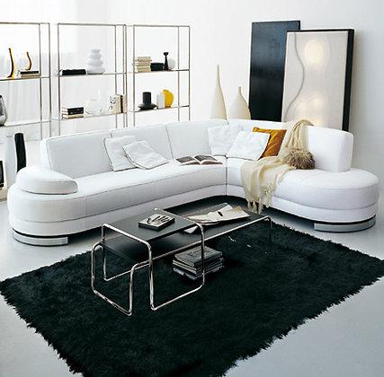 Mango - Corner Sofa ( Real Leather )
