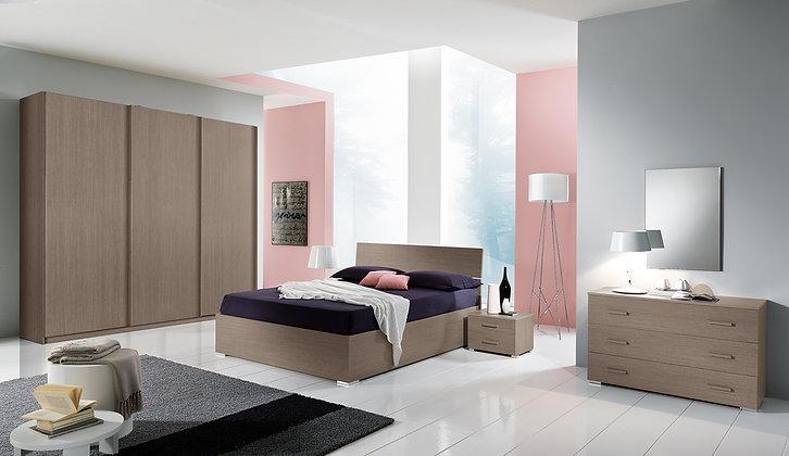 Ruby - Modern Bedroom