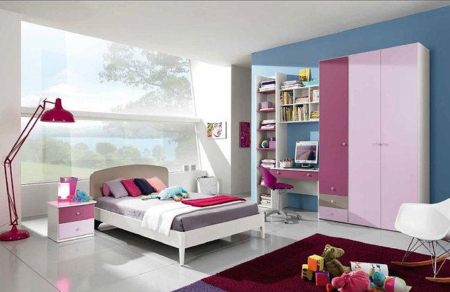 Flora - Kids Bedroom