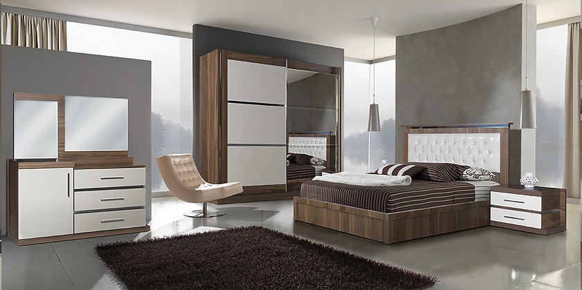 Ceviz - Modern Bedroom