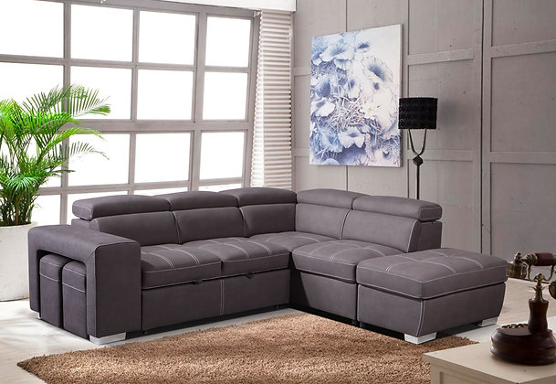 Corner sofa: Positano (sofa bed)