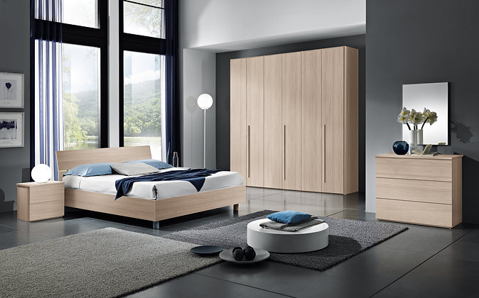 EVA - Modern Bedroom