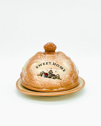 Sweet Home Butter Plate