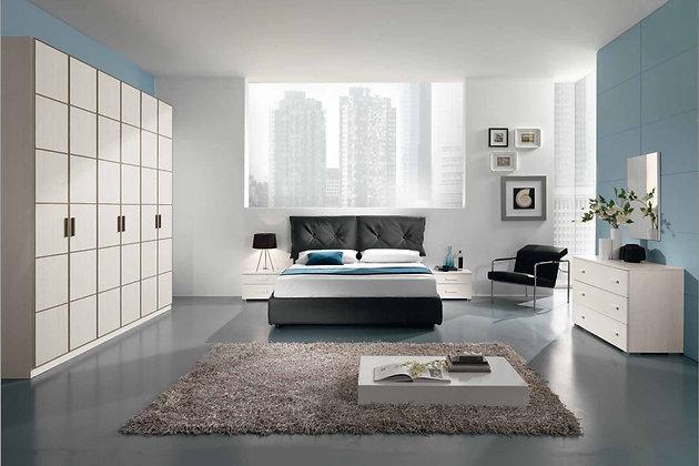 Skylight - Modern Bedroom