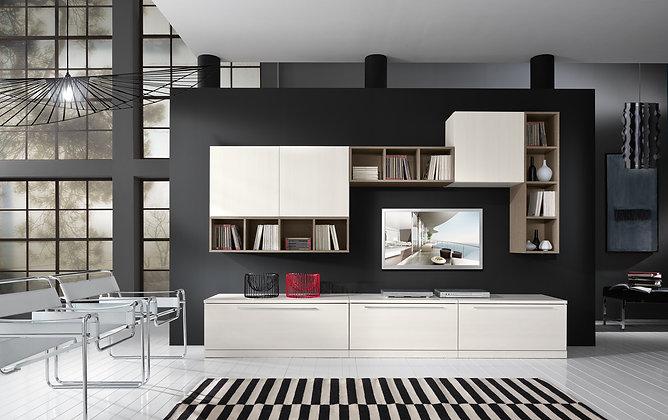 RO04 - Modern Wall Unit