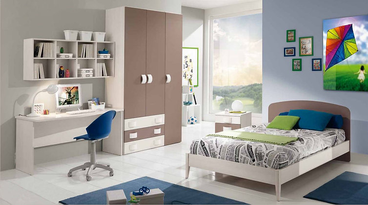 Ari - Kids Bedroom