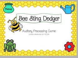 Bee Sting Dodger