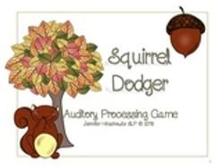 Squirrel Dodger