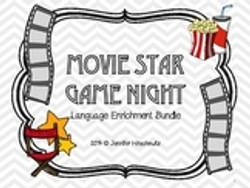 Movie Star Game Night