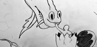 pencil sketch dragon pet.jpg
