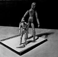 3D Art. 10.5x15.5. Artist Robb Scottjpg
