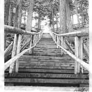Jacob's Ladder Victoria Park, Nova Scoti