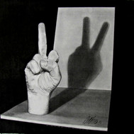 3D Art. Love and war. Artist Robb Scott.
