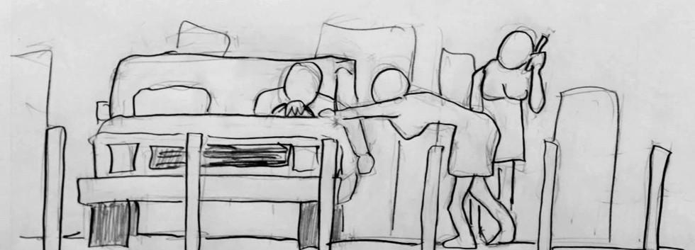 pencil sketch call girls.jpg