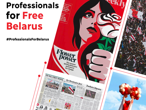 Open Letter from Professionals Around the World in Support of Belarus