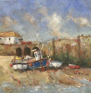 Stewart Middlemas- St Ives Harbour..jpeg