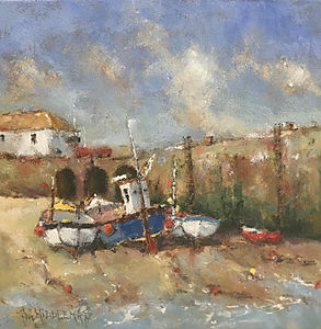Stewart Middlemas- St Ives Harbour..jpeg