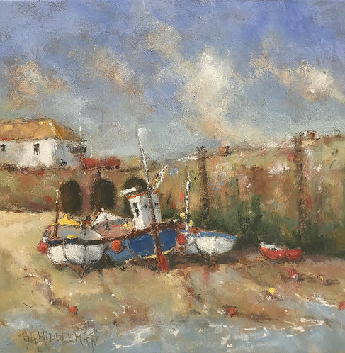 St Ives Harbour - £250