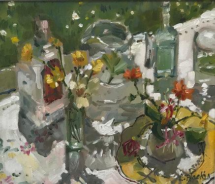 Lemonade and Flowers - £480