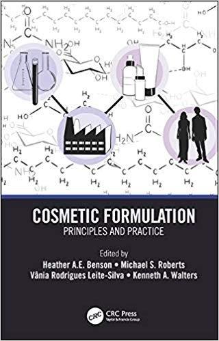 Livro Cosmetic Formulation
