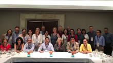 Felascc en reunión con IFSCC durante el Colamiqc 2017