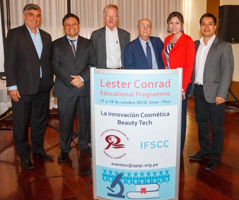 Encuentro de industrias, proveedores y conocimiento en Lima
