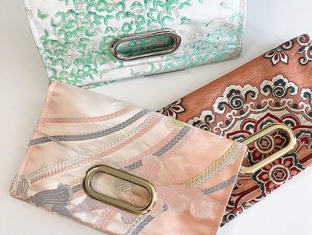 アースデー。日本伝統文化をリモデルしたバッグで、MOTTAINAI精神を海外へも。
