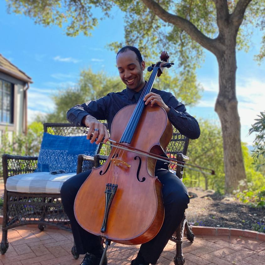 Live in Santa Barbara: An Evening of Cello with Joshua Zajac