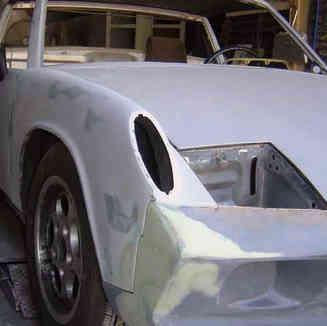 Porsche 914 custom