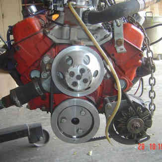 914 V8 conversion