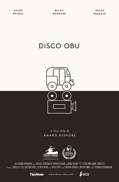 Disco Obu Poster