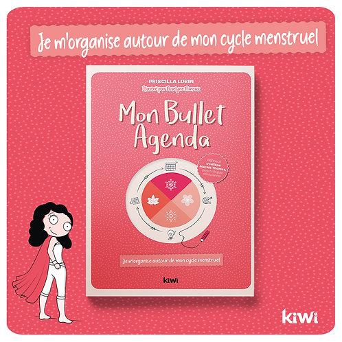 Mon Bullet Agenda Spécial Cycle Menstruel